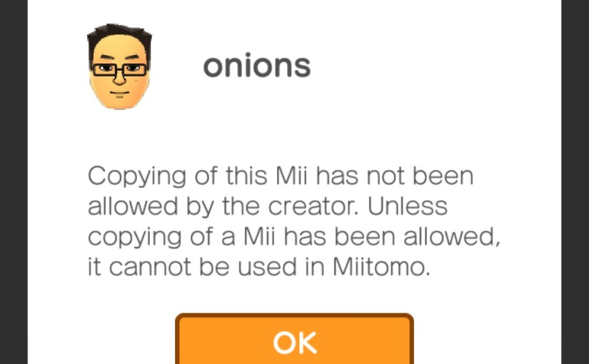 My Experience With Miitomo So Far
