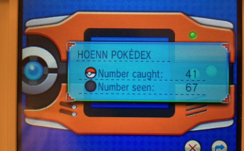 Finally Popped My Omega Ruby Cherry